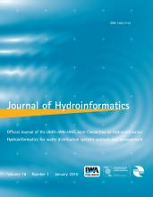 Journal of Hydroinformatics