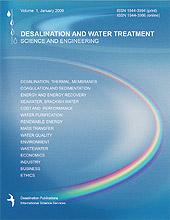 Desalination and Water Treatment